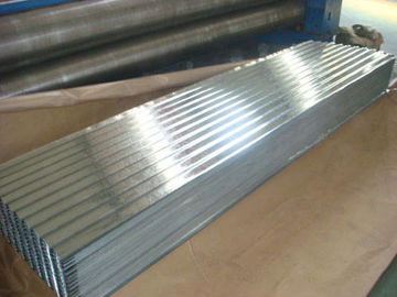 China FULL HARD / SGCC or AS 1397 G550 Galvanized Corrugated Roof Sheets, Roofing Sheet supplier
