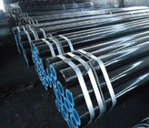 China Type E Grade A & B ASTM A-53 API 5L Seamless Steel Pipes / pipe / Tube factory