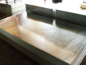 China Hot Dipped Galvanized Steel Sheet / Sheets JIS G3302, ASTM A653, EN 10147 SPCC, SPCD, SPCE distributor