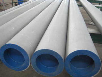 China TP304, TP316, TP321, 200, 201, 201H gas / structure Stainless Seamless Steel Pipes / Pipe distributor