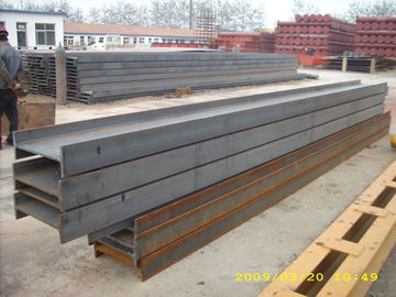 China GB700 Q235B, Q345B, JIS G3101 SS400 Steel I Beam of Mild Steel Products distributor