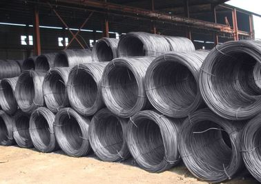 China 5.5mm -16mm Dia ASTM A510, SAE 1006, SAE 1008 Wire Rod Of Mild Steel Products distributor