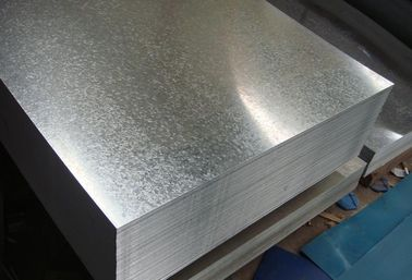 China Regular, Minimized Or Big Spangle Hot Dipped Galvanized Steel Sheet With JIS G3302 SGCC distributor